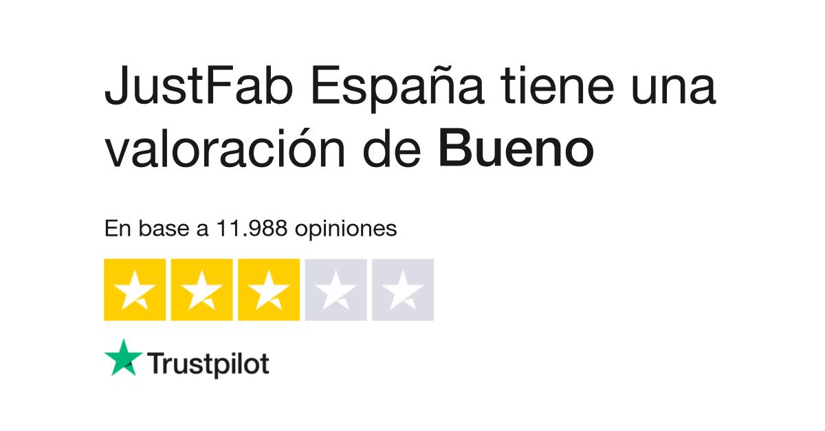 8215a3e23 Opiniones de JustFab España