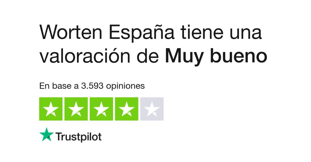 244aad26e71 Opiniones de Worten España | Lea opiniones de clientes de worten.es