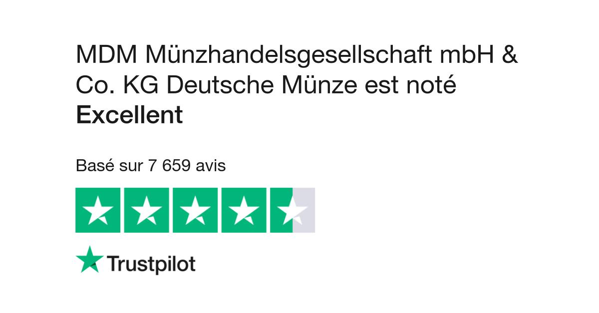 Avis De Mdm Münzhandelsgesellschaft Mbh Co Kg Deutsche Münze