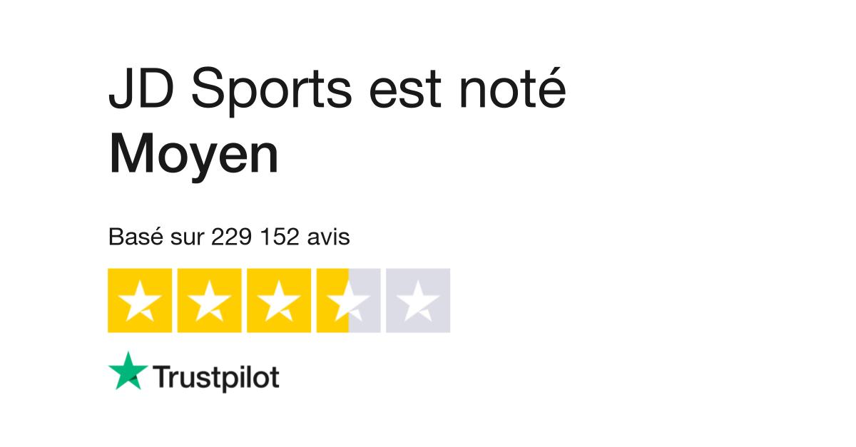 Jd Clients SportsLisez Jdsports co Les Avis De uk wPuXZiTkO