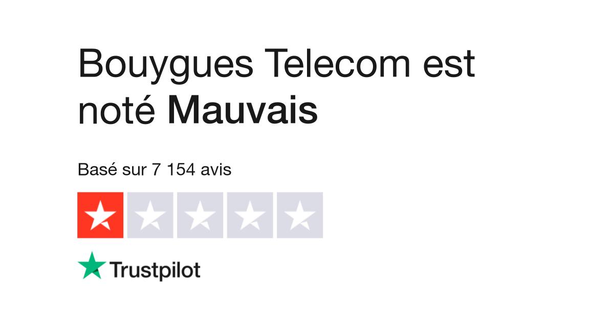 Avis De Bouygues Telecom Lisez Les Avis Clients De Www