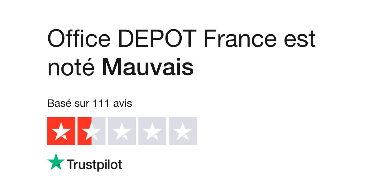 Avis De Office Depot France Lisez Les Avis Clients De Www