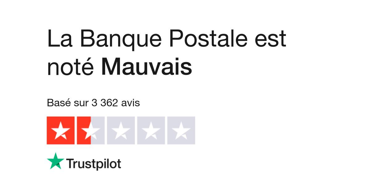 Avis De La Banque Postale Lisez Les Avis Clients De Www