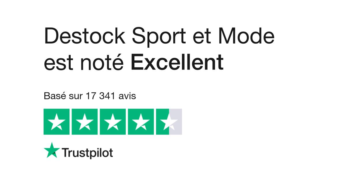 a8635c2ba5e668 Avis de Destock Sport-et-mode | Lisez les avis clients de www.destock-sport -et-mode.com