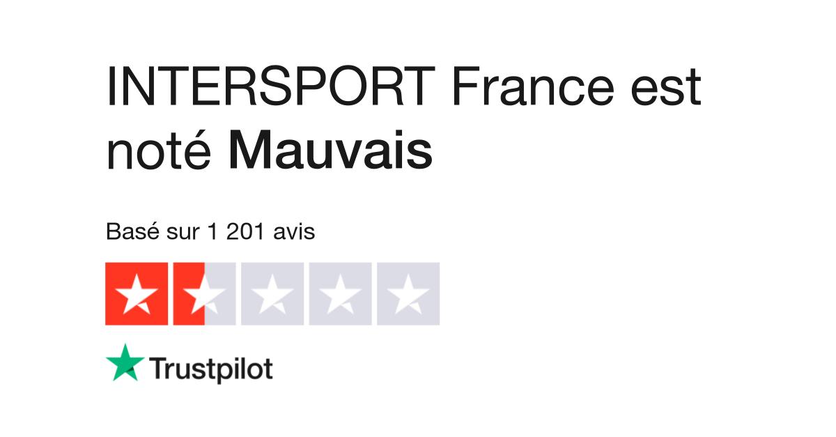 Avis De Intersport France Lisez Les Avis Clients De Wwwintersportfr
