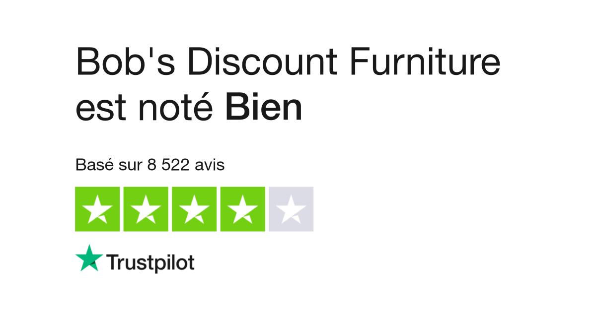 Avis De Bob S Furniture
