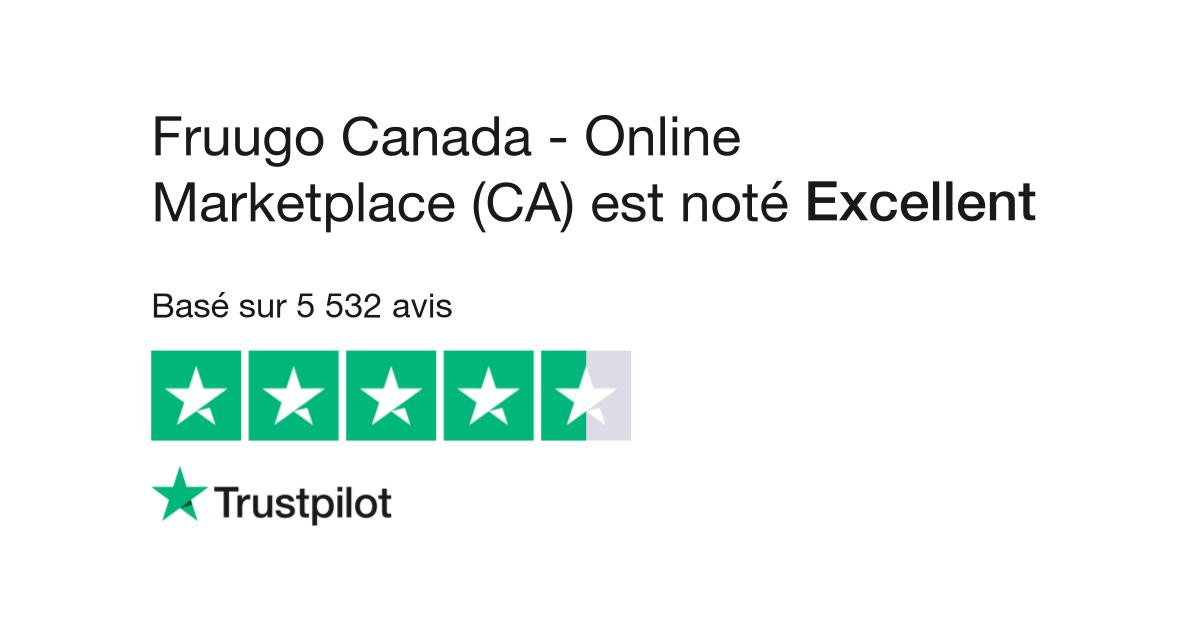 Avis de Fruugo France Place de marché en ligne (FR