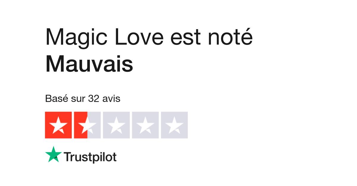 site de rencontre magic love avis