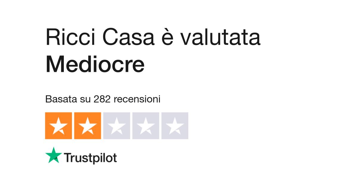Ricci Casa Leggi Le Recensioni Dei Servizi Di Www Riccicasa It
