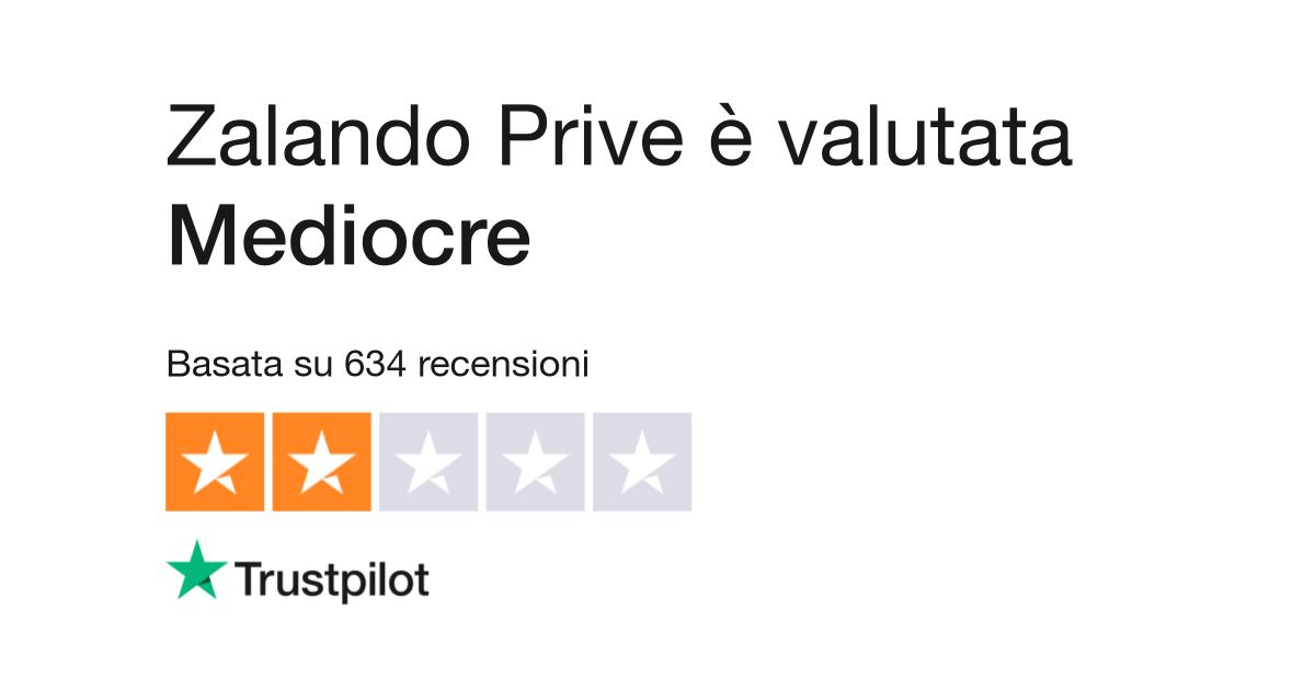cc2832a16c Zalando Prive | Leggi le recensioni dei servizi di www.zalando-prive.it | 3  di 6