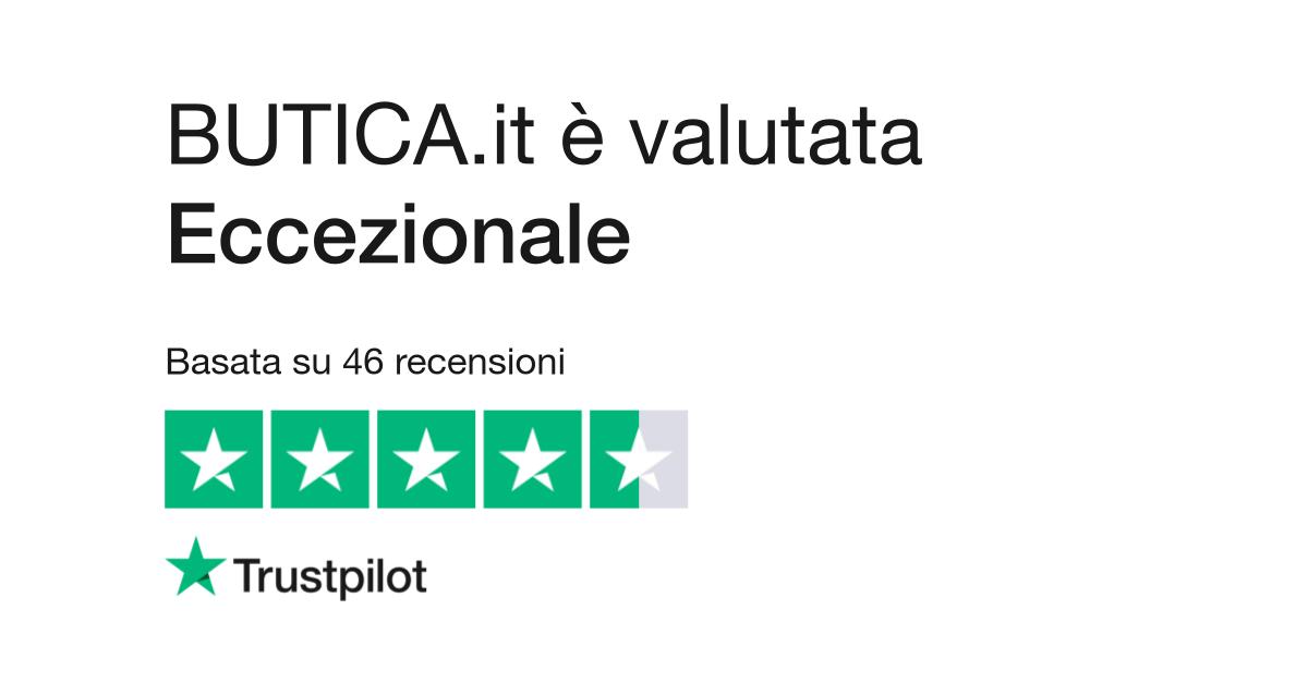 Leggi le nostre recensioni su Trustpilot