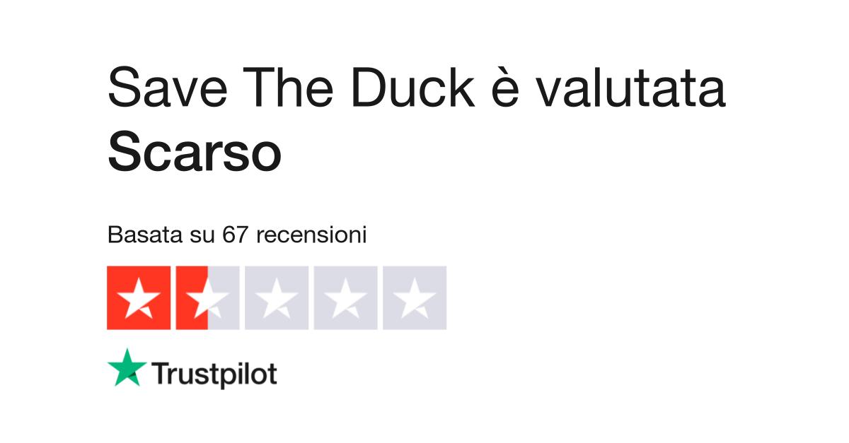 best service c0d6f a2303 Save The Duck | Leggi le recensioni dei servizi di www ...