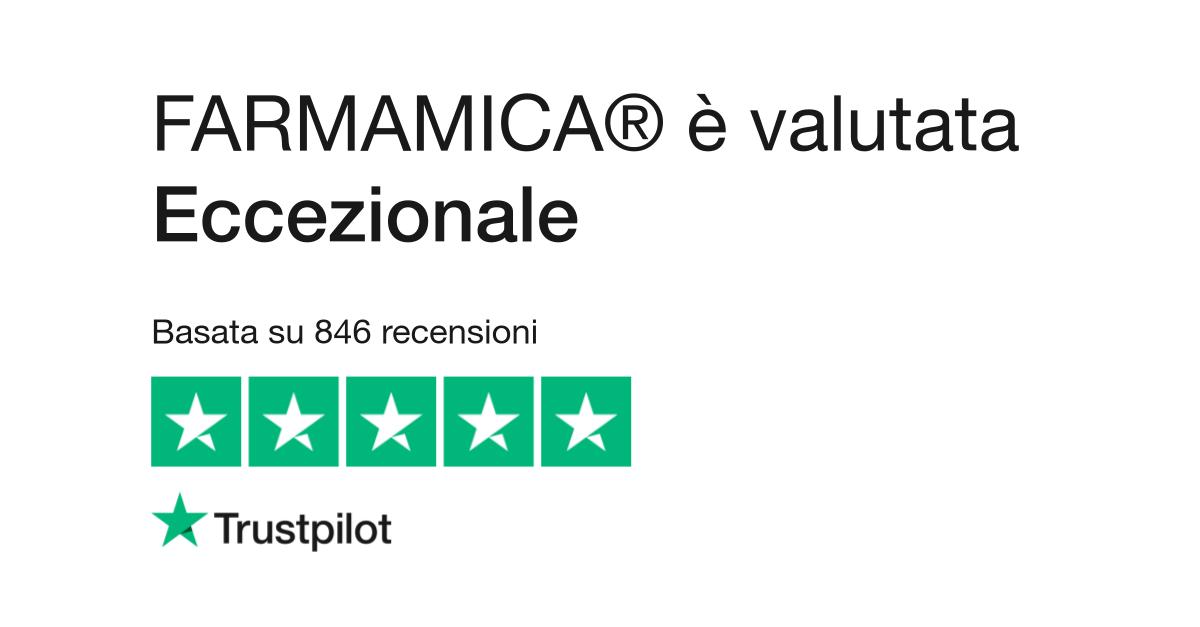 trustpilot reviews for farmamica image
