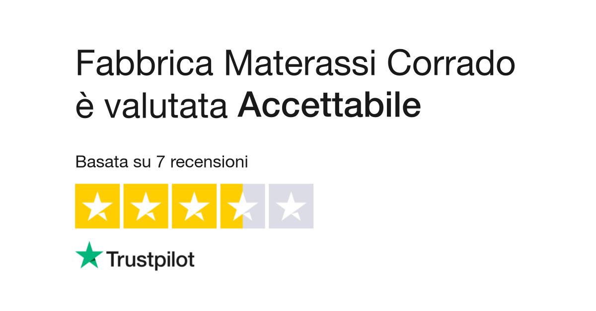 Corrado Materassi Cusago Prezzi.Fabbrica Materassi Corrado Leggi Le Recensioni Dei Servizi Di
