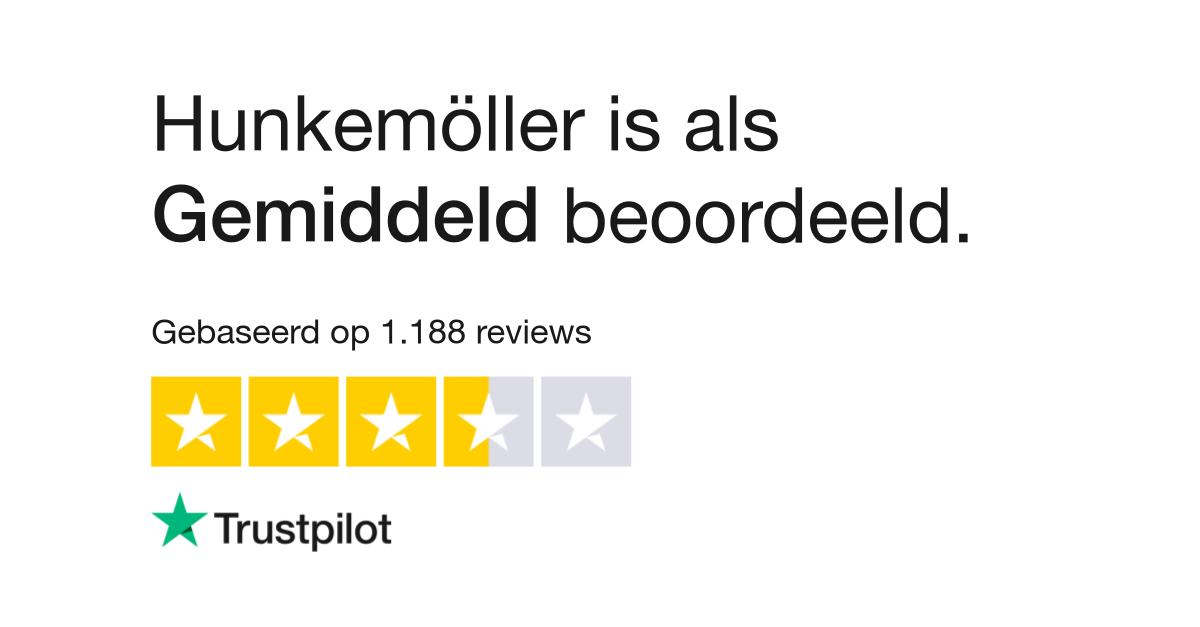 Hunkemöller Reviews Lees Klantreviews Over Wwwhunkemollernl
