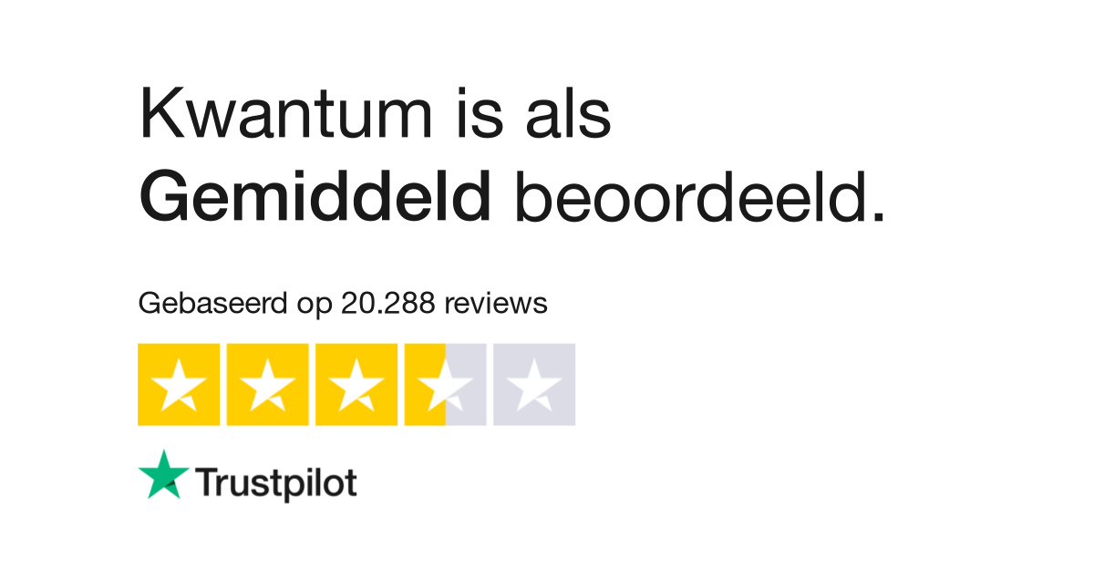 Kwantum reviews| Lees klantreviews over www.kwantum.nl