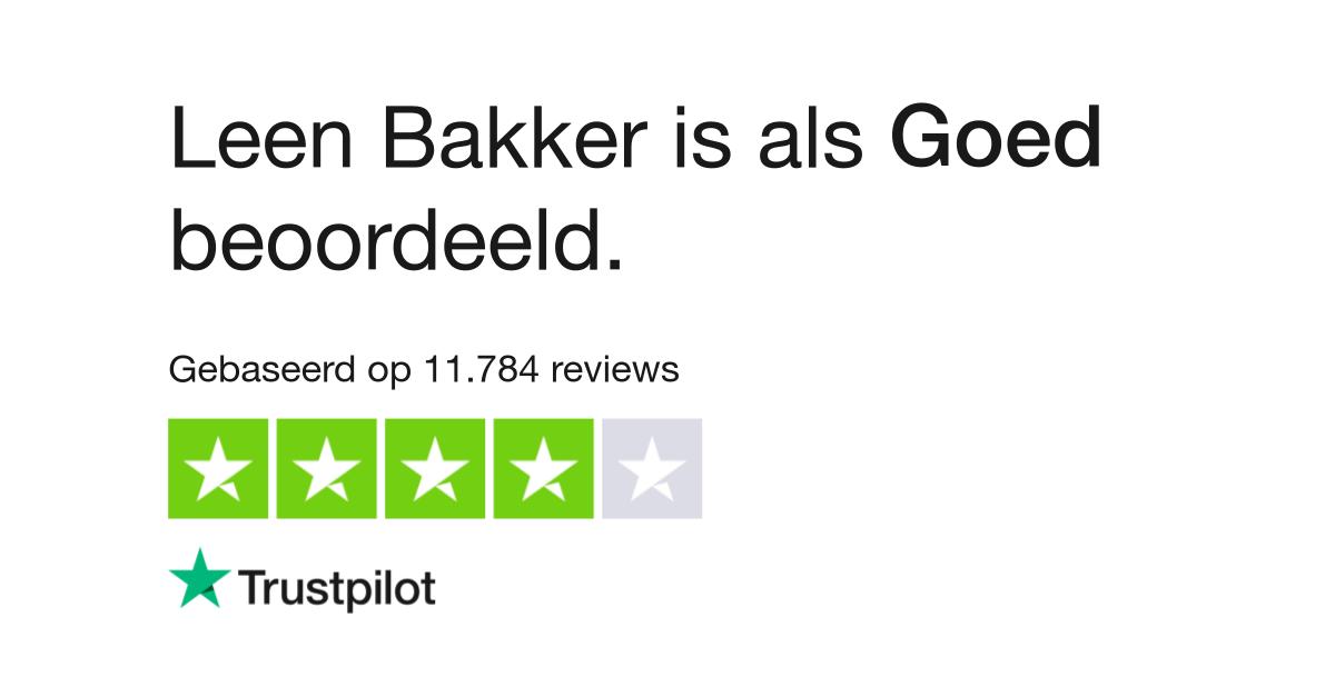 Leenbakker Reviews Lees Klantreviews Over Wwwleenbakkernl