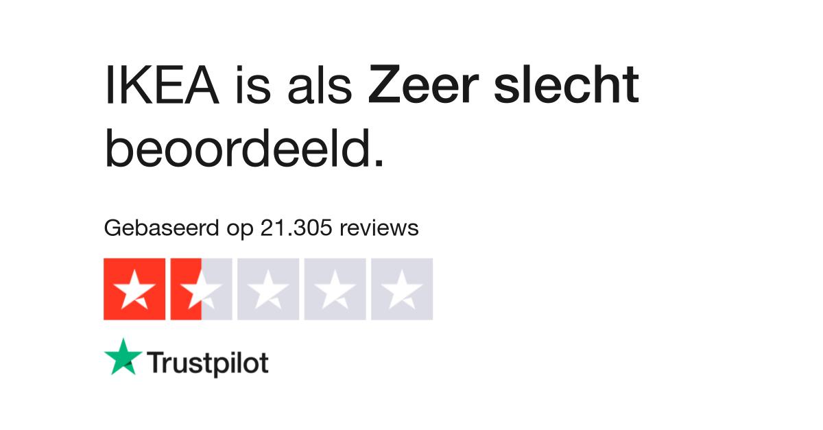 IKEA Beoordelingen | Lees www.ikea.com verkopersbeoordelingen