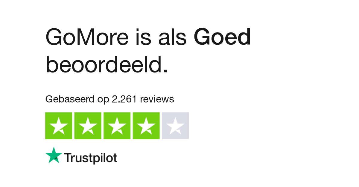 Gomoredk Reviews Lees Klantreviews Over Wwwgomoredk