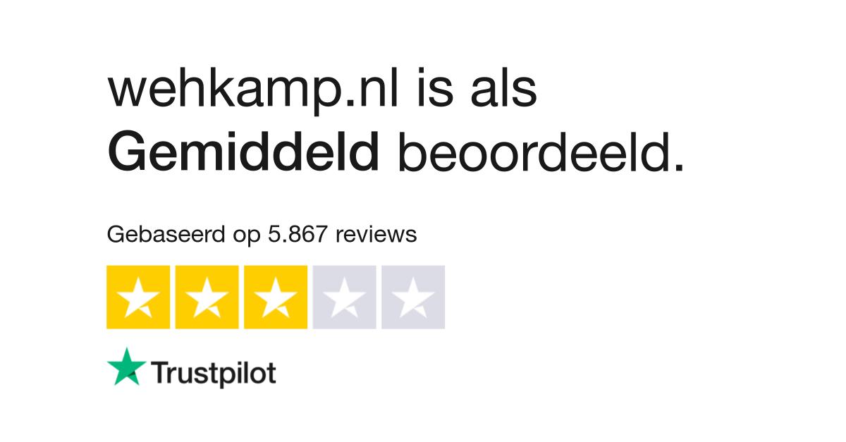 Wehkampnl Reviews Lees Klantreviews Over Wwwwehkampnl