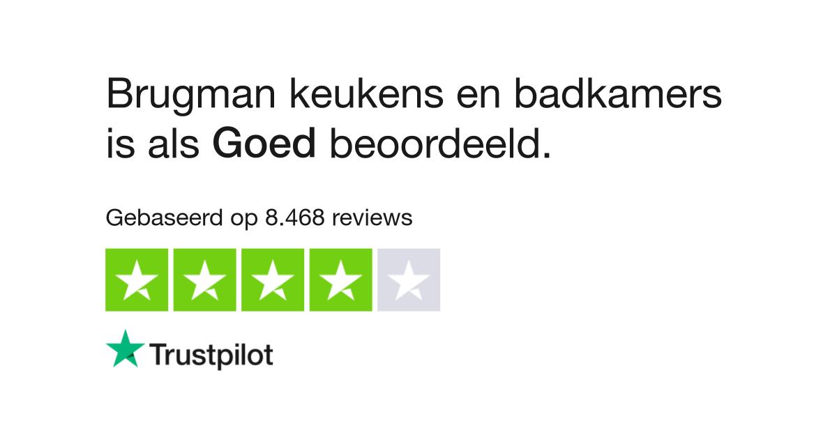 Brugman keukens en badkamers Beoordelingen | Lees www.brugman.nl ...