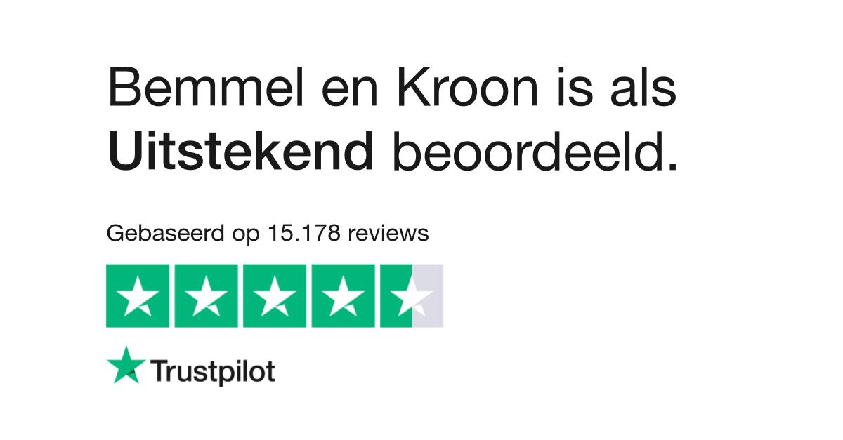 Bemmel En Kroon Ervaringen.Bemmel En Kroon Reviews Lees Klantreviews Over Shop Bemmel Kroon Nl