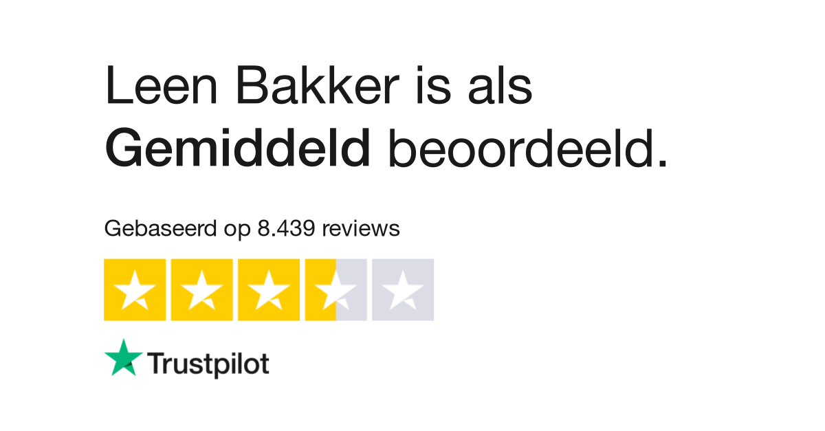 Kinder Slaapbank Leenbakker.Leenbakker Reviews Lees Klantreviews Over Www Leenbakker Nl
