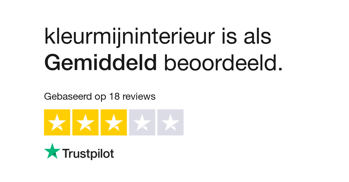 kleurmijninterieur reviews| Lees klantreviews over www ...
