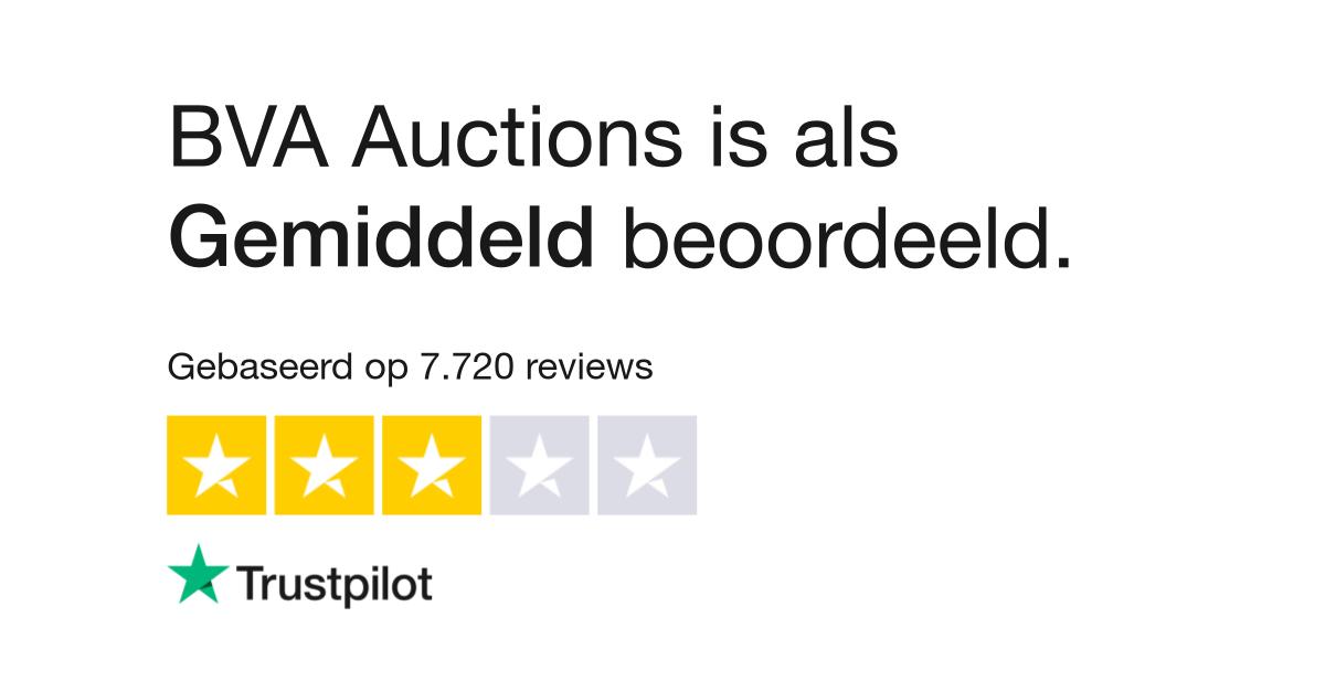 bva auctions auto kopen ervaring
