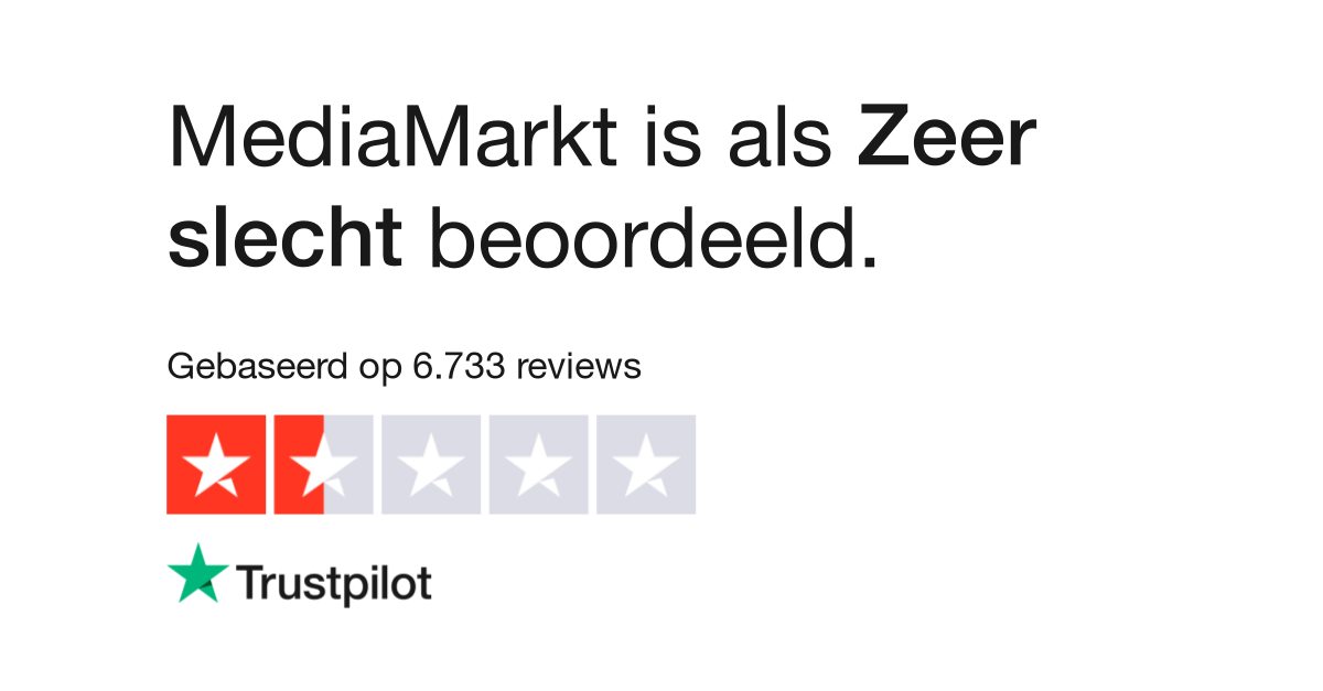 Mediamarkt Reviews Lees Klantreviews Over Wwwmediamarktnl