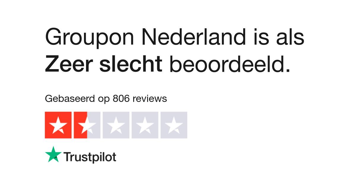groupon nl login