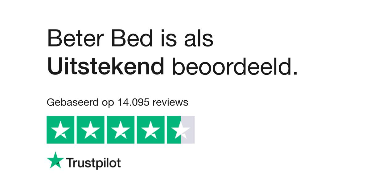 Beter Bed Alexandrium.Beter Bed Reviews Lees Klantreviews Over Beterbed Nl