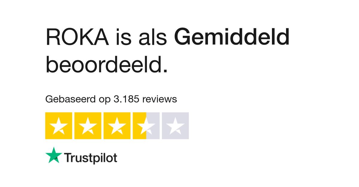 c5eeff71798 ROKA reviews| Lees klantreviews over www.roka.nl