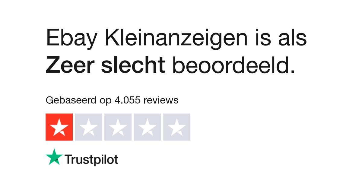 Ebay Kleinanzeigen Nl