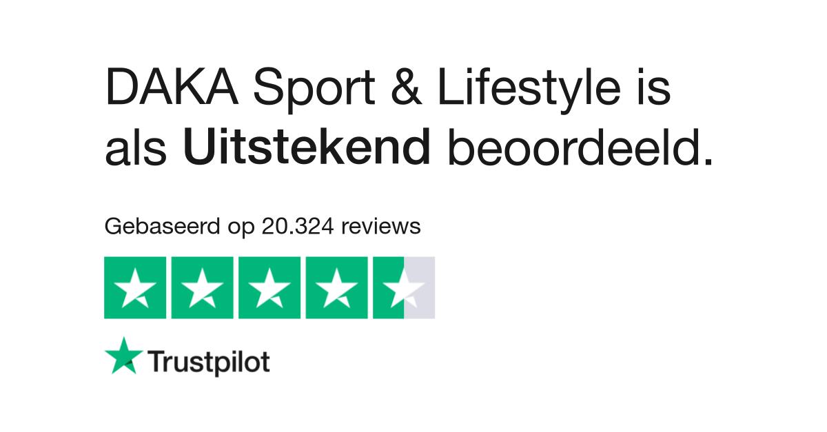 DAKA reviews| Lees klantreviews over daka.nl