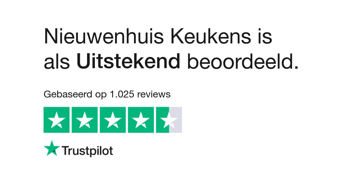 Nieuwenhuis Keukens Meppel.Nieuwenhuis Keukens Reviews Lees Klantreviews Over