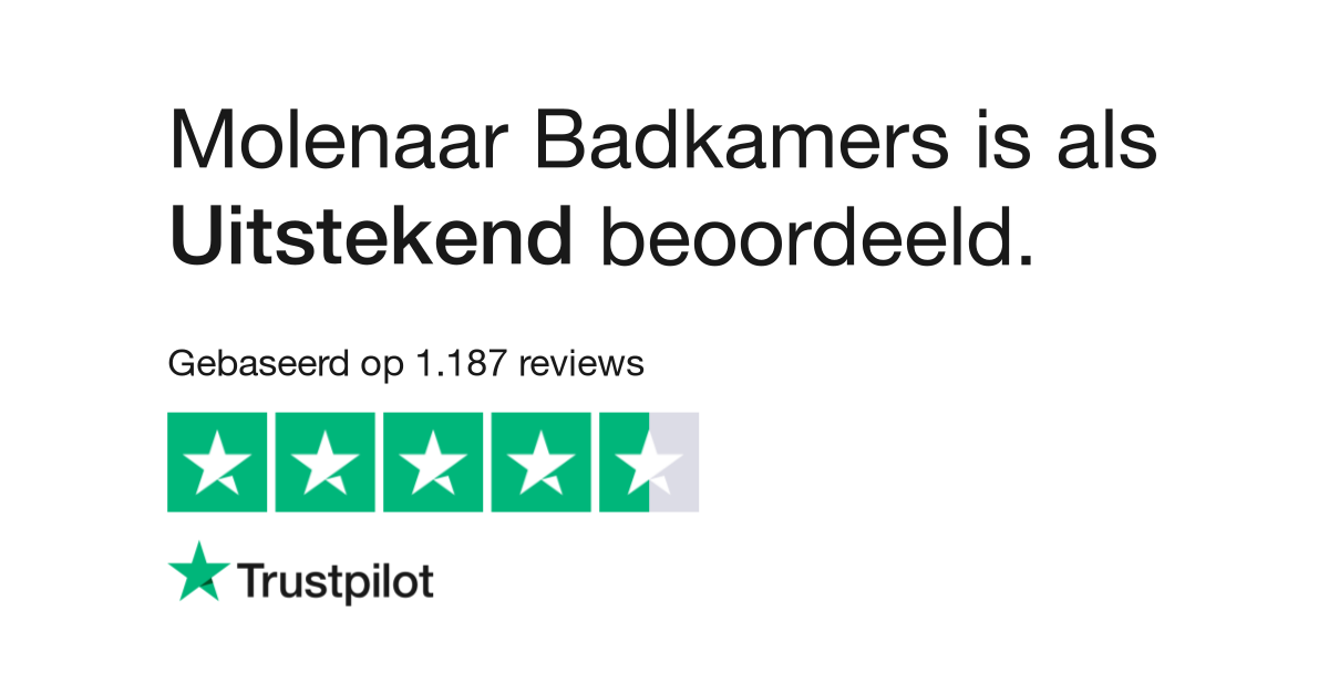 Molenaar reviews| Lees klantreviews over molenaar.nl