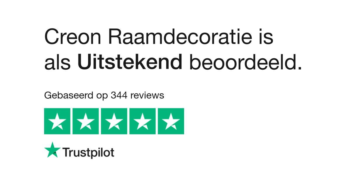 Creon Raamdecoratie Reviews Lees Klantreviews Over Creon Raamdecoratie Nl