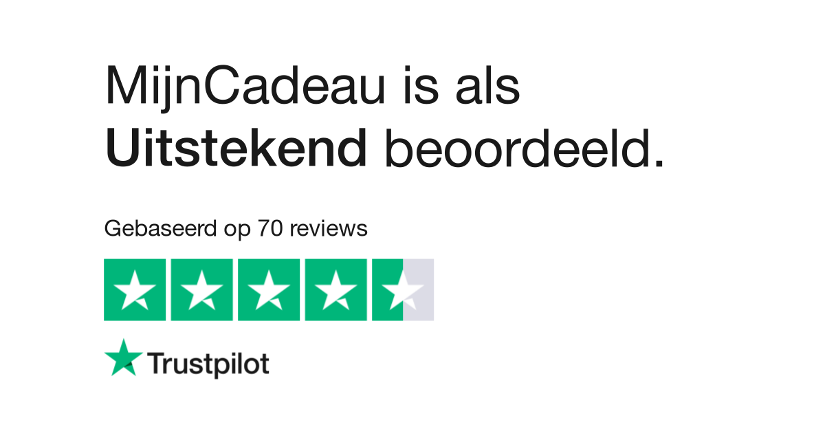 Mijncadeau Reviews Lees Klantreviews Over Mijncadeaunl