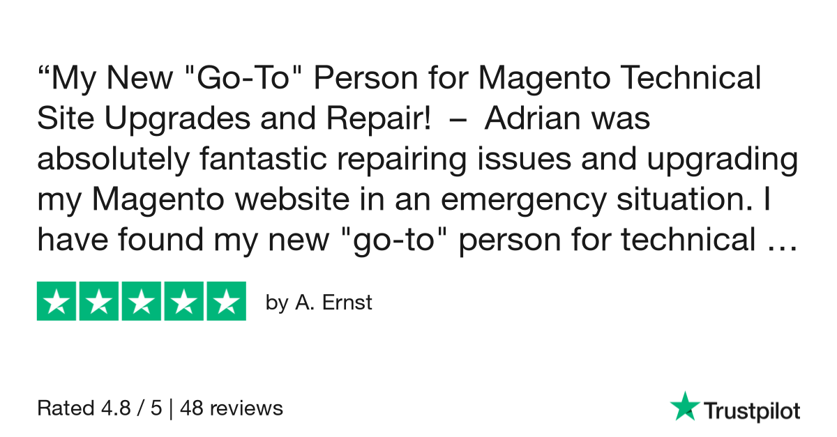 magefix remove malware trustpilot reviews 3
