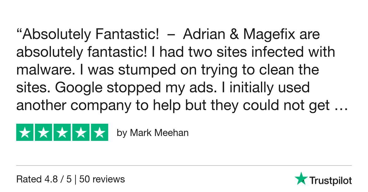 magefix review google ads malware 1